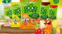 Lekker snoep en ook nog vegetarisch: Goody Good Stuff